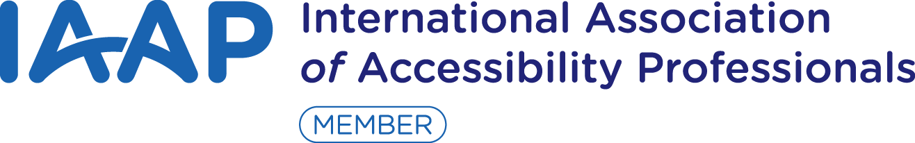 International Association of Accessibility Professionals website
