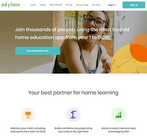 Ed Place website