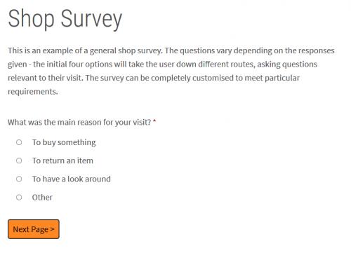 Surveys slideshow image 1